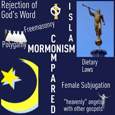 Image result for mormonism symbols