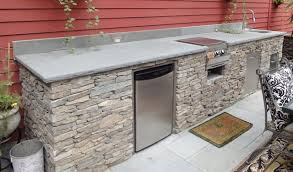 Modern Design How To Build Outdoor Kitchen Good Looking How To