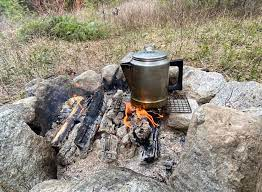 Heat the mixture for 10 minutes before discarding the water. The Best Campfire Coffee Pot To Take Camping 4tadventure Com