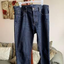 J Crew Denim Size Chart J Crew The Sutton Denim Jeans 34w X 32
