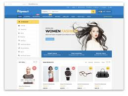 Amazon Webstore Design Templates 100 Ecommerce Website Templates For Building Your Virtual