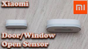 <b>Датчик открытия</b> дверей и окон системы умный дом <b>Xiaomi</b> ...