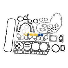 New toyota forklift 4y engine overhaul gasket set part 230 applications 42