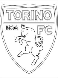 Logo Torino Football Club Da Stampare Disegni Da Colorare Gratis