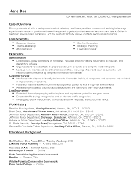 resume parking enforcement officer resume for high school police professional law enforcement administrator templates to showcase your
