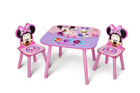 Image is loading Delta-Children-Table-Chair-Set-Disney-Minnie-Mouse Delta Children Table Chair Set, Disney Minnie Mouse | eBay