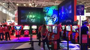 Take a virtual tour of the nintendo booth at e3 2019 with abdallah as he guides viewers through all of the link's awakening area take an exclusive tour of the nintendo booth at e3 2019! Here S A Closer Look At Nintendo S Gamescom 2019 Booth Nintendosoup