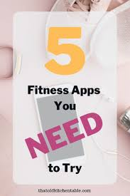 fitness apps for women with iphones for home or gym workouts
