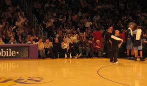 Los Angeles Lakers Courtside Seats Lakersseatingchart Com