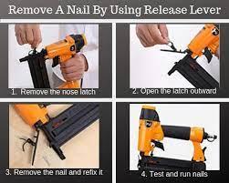 nail gun not shooting nails learn