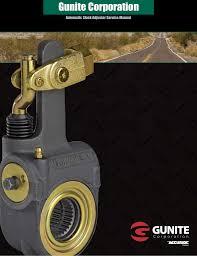 Gunite Auto Slack Manual Manualzz Com