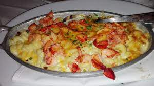 lobster mac and cheese picture of