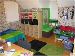 Minecraft Bedroom Wallpaper Awesome Best Minecraft Room Decor