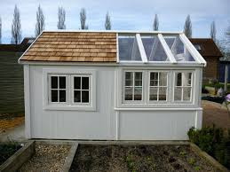 build a garden office. a bespoke shed with greenhousediy garden build office cheap home