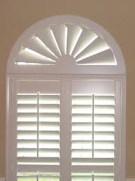 ... traditional blinds and shades, giving homeowners the option of matching  the shades on their window arcs to the windows below.