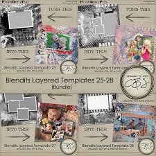 blendits layered templates bundle 25 28
