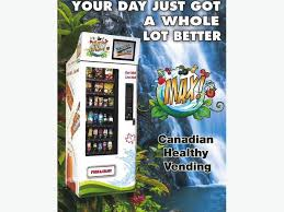 Healthy Vending Machines Toronto Amazing 48 Max Healthy Vending Machines Oak Bay Victoria