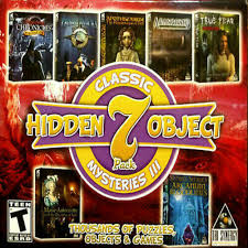 Shop from the world's largest selection and best deals for hidden object games for pc. 7 Hidden Object Games Classic Mysteries Iii Pc Game For Sale Online Ebay
