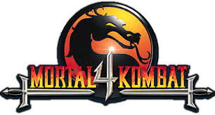 Image - Mortal Kombat 4 logo.png | Logopedia | FANDOM powered by Wikia