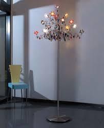diy standing chandelier floor lamp ideas lighting models
