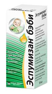 <b>Эспумизан бэби Капли</b> для приема внутрь <b>100</b> мг, 30 мл — купить ...