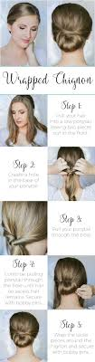 Chingon Hair Style best 25 chignon hairstyle ideas chignons low 7676 by wearticles.com