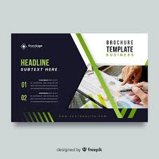Design Brochure Online Free Yellow Brochure Vectors Photos And Psd Files Free Download