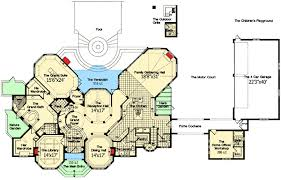 french chateau house plans. Floor Plan French Chateau House Plans N