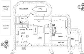 earthbag house plans. Modern House Plans Medium Size Zero Energy Plan Earthbag Floor Home . I