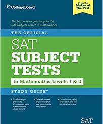Math 2 Subject Test Score Chart Sat Subject Test Math