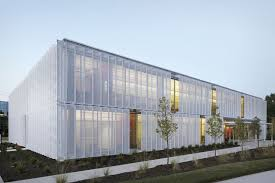 22 unique building designs with dynamic facades slading facade speculative office in leawood office facades54 office