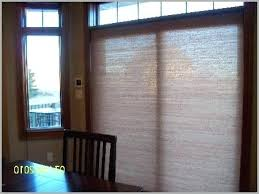roller shades for sliding glass doors awe inspiring shade on a patio
