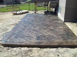 blue stained concrete patio. Acid Staining Concrete Patio. Photo Gallery Blue Stained Patio O