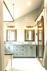 guest bath ideas bathroom farm style best farmhouse bathrooms on part half