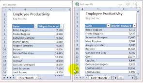 how to make a sheet in excel compare 2 files or sheets of data in excel how to chandoo org