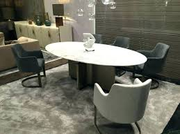 black marble dining room table marble dining table and 6 chairs furniture oval marble dining table contemporary large 7 from oval marble dining table black
