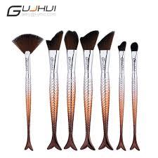 unicorn brush sets. beauty girl 2017 7pcs make up foundation eyebrow eyeliner blush cosmetic concealer brushes unicorn brush sets