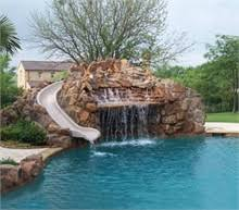 beautiful pools with slides. Perfect Beautiful 10 Available Sections Can Be Combined To Form Endless Pool Slide  Configurations 100 Composite Materials Made Last Sleek Beautiful And Durable On Pools With Slides 2