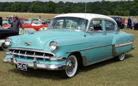 1954 Chevrolet Bel Air - Information and photos - MOMENTcar