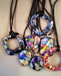 fused glass pendants greater tacoma community foundation