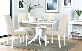 round kitchen table set round white kitchen table round white extending dining table with 4 regent