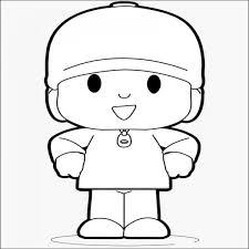 Small Picture Dibujo Pocoyo para pintar Rincon Util