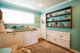 neutral home office ideas. Shabby Chic Home Office Ideas Beach Style With Hardwood Floor White Cabinet Pull Our Drawers Neutral