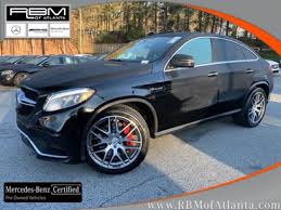 R 305 900 view car wishlist. Used Mercedes Benz Gle 63 Amg For Sale In Atlanta Ga Test Drive At Home Kelley Blue Book