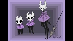 Hollow Knight Character Design Hollow Knight Character Design Youtube