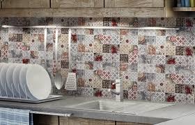 Tiles Kitchen Top 15 Patchwork Tile Backsplash Designs For Kitchen