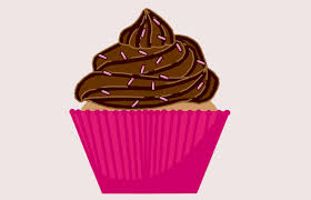 chocolate cupcakes clipart. Unique Clipart Chocolate Cupcake Clipart Throughout Cupcakes A