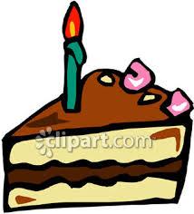 birthday cake slice clipart. Exellent Birthday And Birthday Cake Slice Clipart E