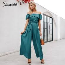 <b>Jumpsuit</b> Ruffle <b>Women</b> reviews – Online shopping and reviews for ...
