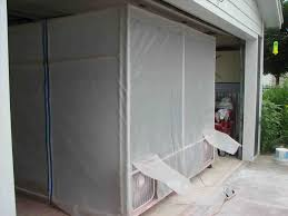 part yourhyoucom garage how to build a for cars spray rhryandonatocom garage diy paint booth fan